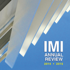 IMI Annual Review 2014-2015