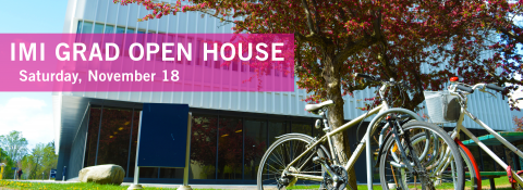 IMI Grad Day Open House - November 18, 2017