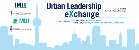 Urban Leadership eXchange: http://uoft.me/ulx