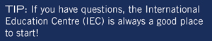 If you have questions visit the IEC