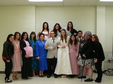 Group shot of the Cast and Crew