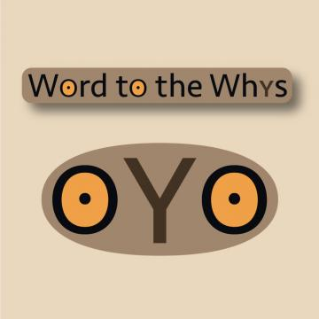 Words of the Why Podcast Image