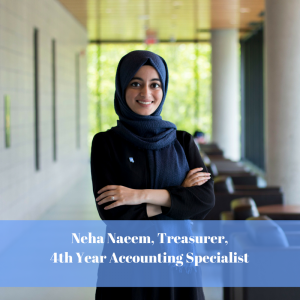 Neha Treasurer
