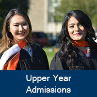 Upper Year Admissions