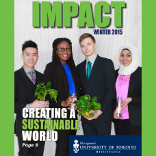 Cover of IMPACT: Creating a Sustainable World
