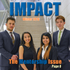 Cover of IMPACT 2016: The Mentorship Issue
