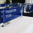 Photo of one of the IMI Awards (Transition Titan)