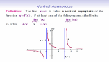 Horizontal and Vertical Asymptotes