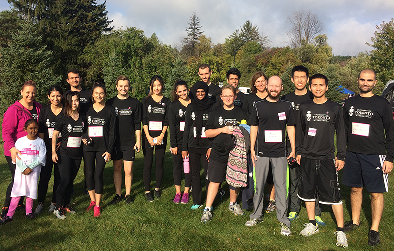 MMI Team at Run for the Cure