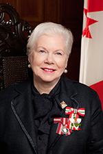 The Honourable Elizabeth Dowdeswell, Ontario's Lieutenant Governor