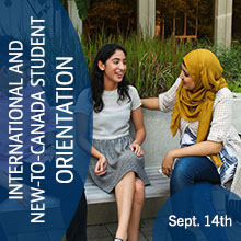 International Orientation