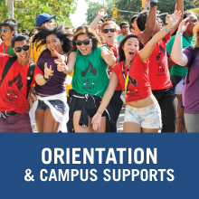 Orientation & Campus Supports