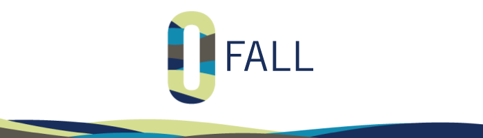 O-Fall. Fall Orientation Programming Banner