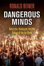 Cover of Dangerous Minds, a book by Professor Ronald Beiner