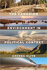 Image of book cover for The Canadian Environment in Political Context