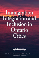 Image of book cover for Immigration Integration and Inclusion by Erin Tolley