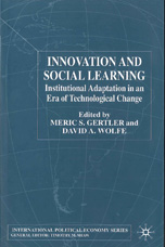 Innovation and Social Learning - David A. Wolfe