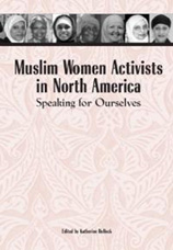 Book cover of Muslim women activists in North America by Katherine Bullock