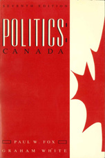 Politics Canada - Graham White