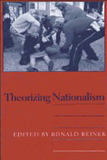 Theorizing Nationalism - Ronald Beiner