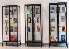 Image of book case