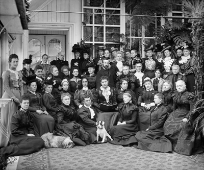 National Council on Women, October 1898