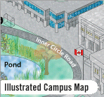 Thumbnail for illustrated campus map