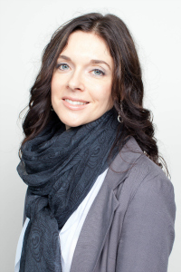 Photograph of UTM sociology professor Josée Johnston