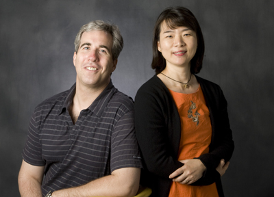 Image of Desrochers and Shimizu