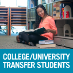College/University Transfer Students