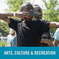 Arts Culture and Recreation