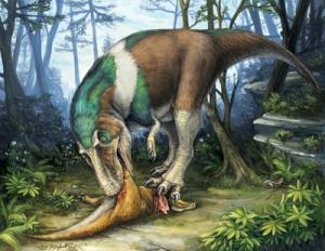 theropod predation