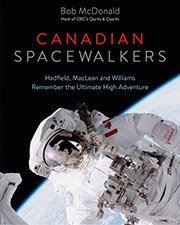 Cover of Canadian Spacewalkers book