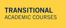 Transitional Academic Courses
