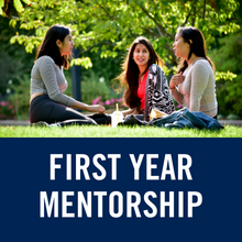 First year mentorship (link)