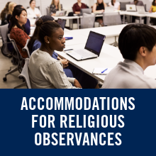Religious Accommodations