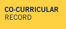 Co-Curricular Record