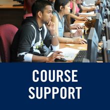Course support icon