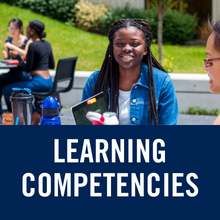 Learning competencies (link)