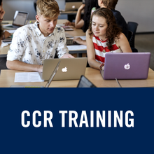 CCR Training (Link)