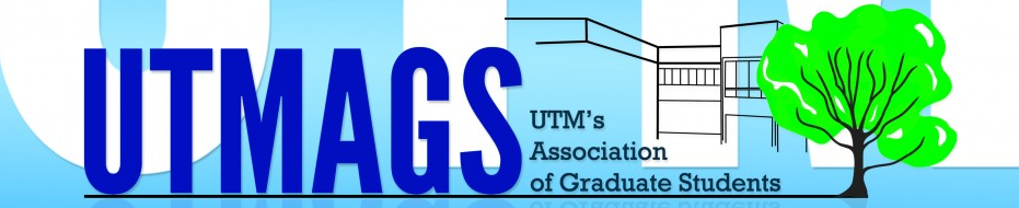 UTM's Association of Graduate Students Logo