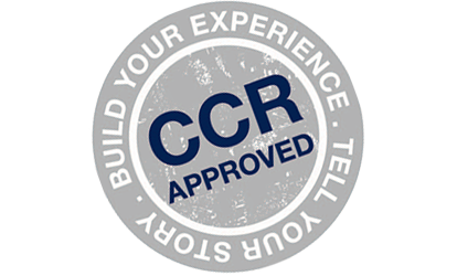 This program is CCR approved