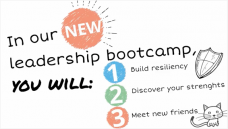 Leadershipbootcamp: build resilency