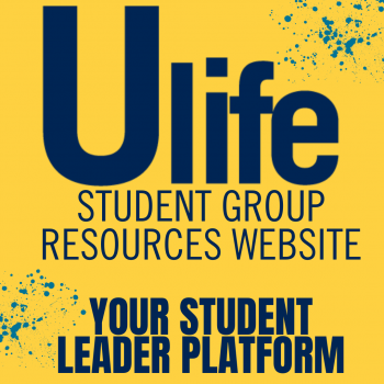 Ulife Student Group Resources Website
