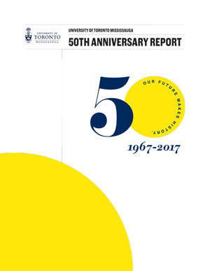 Cover of 50th Anniversary Report