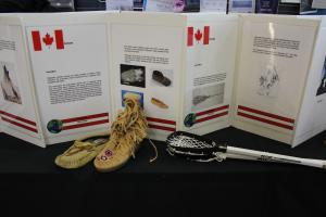 Indigenous inventions and innovations on display in the Instructional Centre at UTM