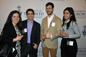 Graduates reminisce at IMI's Alumni Mixer