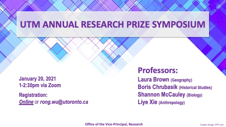 2020 Annual Research Prize Symposium