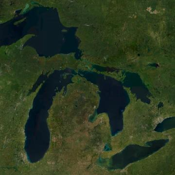 Great Lakes image