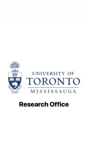 UTM Office of the VP Research Instagram Profile Photo